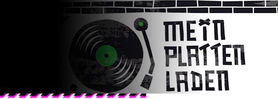Screenshot der MySpace-Seite von »Mein Plattenladen«