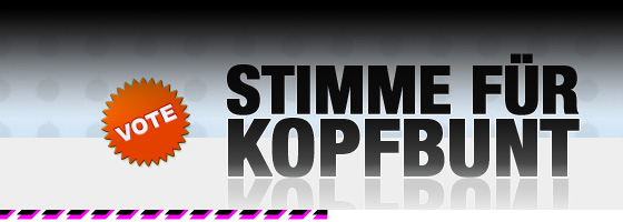 Vote for kopfbunt