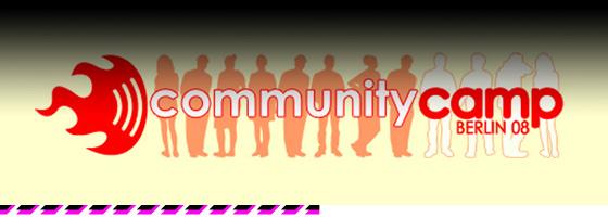 CommunityCamp Berlin Logo