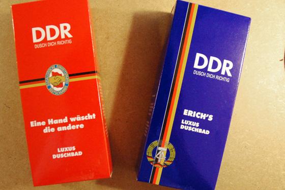 DDR - Dusch Dich Richtig
