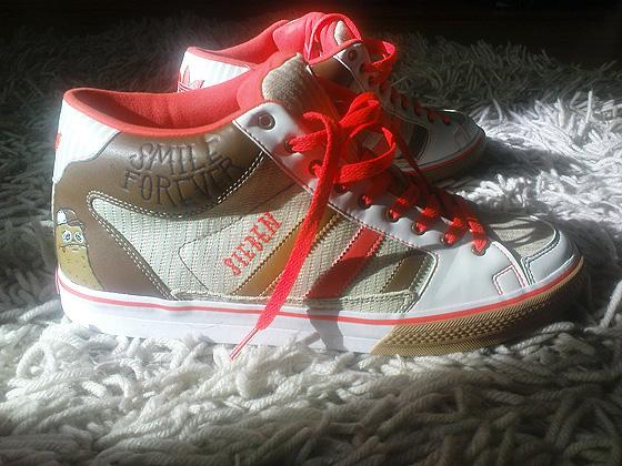 Sneaker - Adidas Sieben
