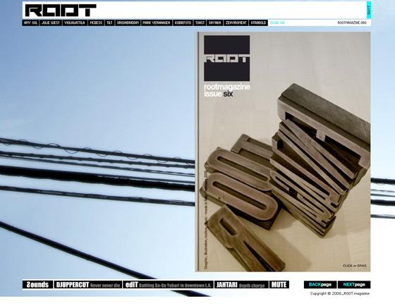 root-magazine